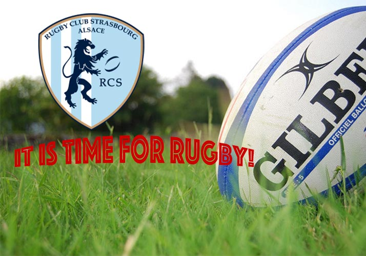 Time for Rugby